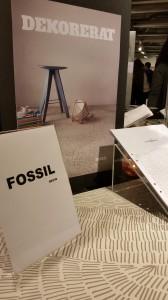 Spännande med inspiration Fossil
